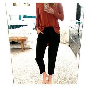 Super soft black pants